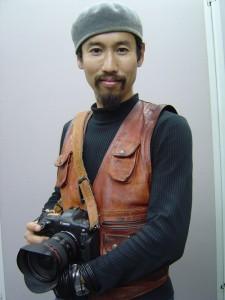 戦場カメラマン/ジャーナリスト 講師 渡部陽一さん