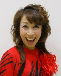 ユーモアセラピスト・メイクセラピスト 講師 米津さち子さん