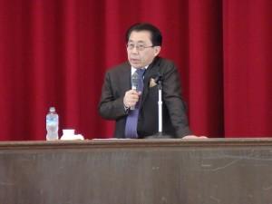 大阪市立大学教授/講師 朴 一(パク・イル)さん
